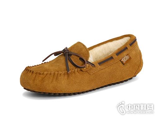 2019羊毛豆豆鞋JUMBOUGG简帛新款