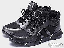 鳄鱼恤2018新款秋冬运动鞋跑步鞋
