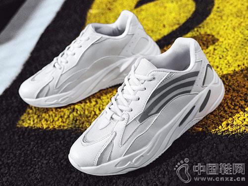 OKKO椰子鞋男侃爷新款韩版潮流运动跑步鞋
