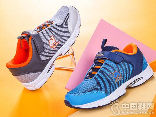 2018新款骆驼童鞋秋季儿童运动鞋