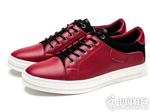 康龙男士休闲鞋板鞋潮流滑板鞋