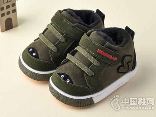 上冠童鞋婴儿冬鞋2018冬季新款