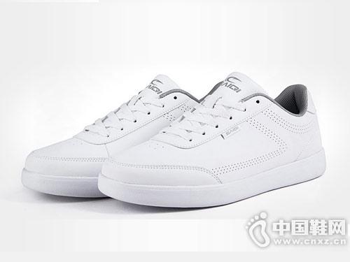 赛琪板鞋男运动休闲小白鞋2018新款