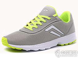 德尔惠男鞋跑步鞋秋季透气运动鞋