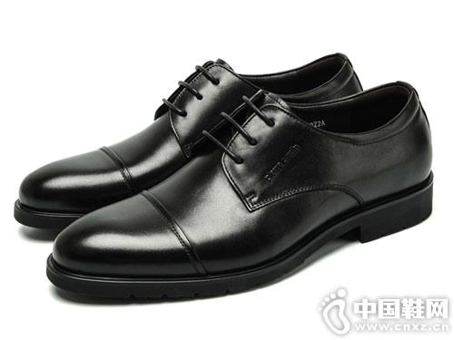 皮尔卡丹冬季新款潮男鞋