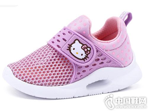 凯蒂猫HelloKitty童鞋运动鞋2019春夏新款