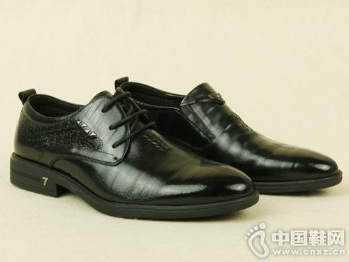 男鞋皮鞋丹比奴2019新款