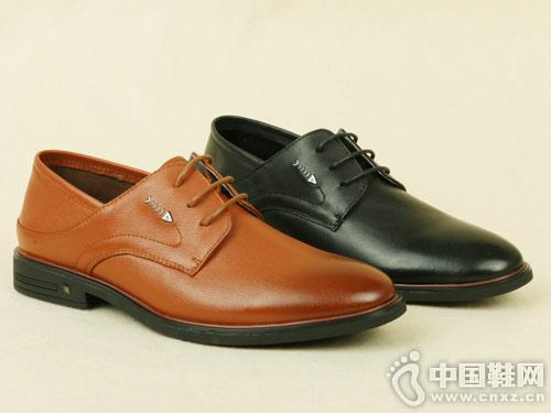 丹比奴2019新款男鞋休闲皮鞋
