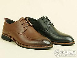 丹比奴2019新款男鞋皮鞋