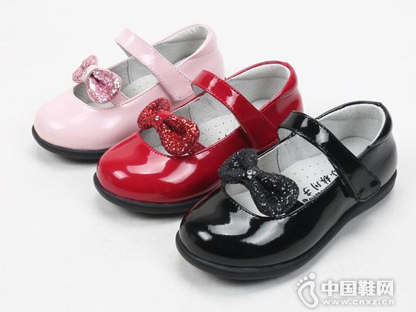 小林川子童鞋2019春秋新款公主鞋