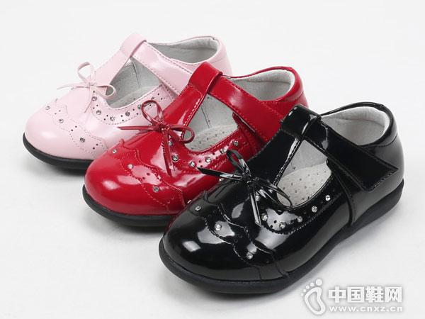 2019春秋软底小皮鞋小林川子新款