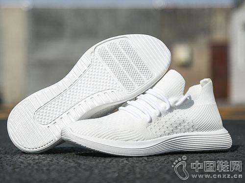 百搭潮鞋木林森男鞋夏季2019新款休闲鞋