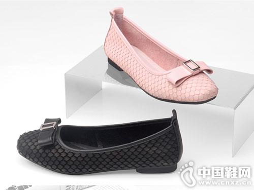 春鞋女新款酷斯沃韩版浅口单鞋