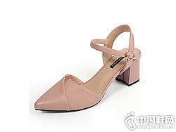 2019?#21512;?#19996;帝名坊新款尖头浅口单鞋