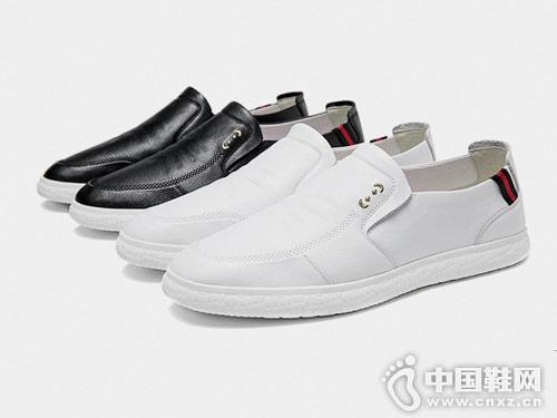 2019春季新品奥康男鞋休闲板鞋
