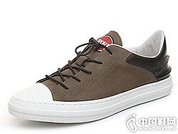 大洋洲袋鼠休闲鞋男潮鞋百搭新款