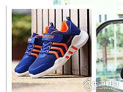 蓝猫新款运动鞋中大童透气网鞋潮鞋