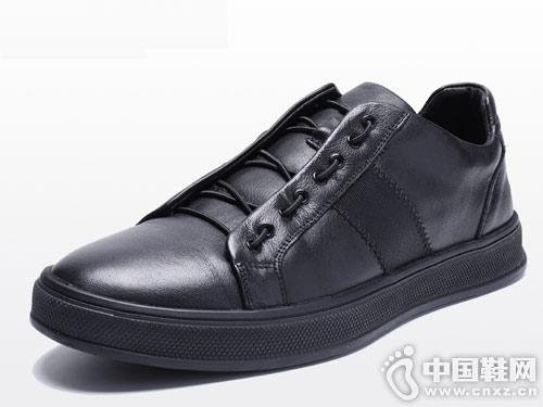 布莱希尔顿男士百搭小白鞋板鞋潮流