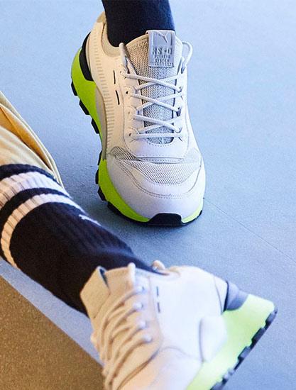 PUMA 推出全新 RS-0 TRACKS 鞋款