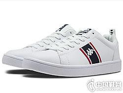 小白鞋KAPPA卡帕 ��s基�A 潮流���