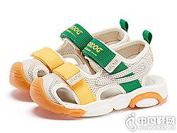 2019新款巴布豆童鞋沙滩鞋