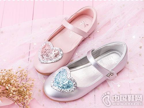 富罗迷儿童皮鞋女童公主鞋2019新款