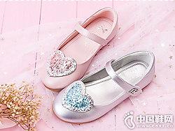 富�_迷�和�皮鞋女童公主鞋2019新款