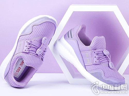 女童复古跑步鞋潮abckids童鞋新款