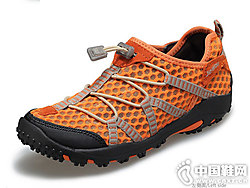 捷威溯溪鞋夏季透气?#20449;?#27454;网面户外鞋