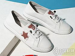 St&Sat星期六2019春季新款?#20999;?#38795;小白鞋