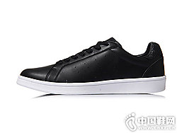 李宁板鞋休闲鞋男鞋潮流耐磨休闲滑板鞋