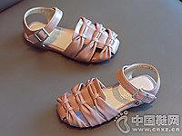 小米步夏2019新款韩版儿童包头公主鞋