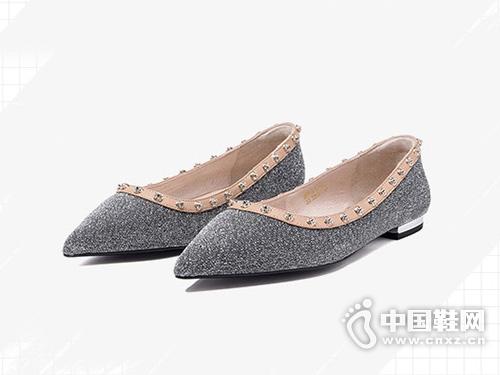 2019春季新款D:Fuse迪芙斯单鞋
