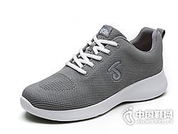 2019春新款健步鞋JUMBO简帛单鞋