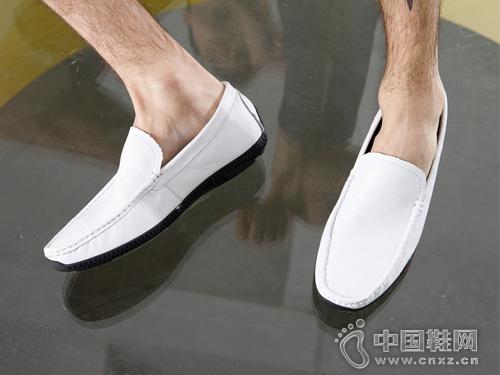 丹比奴2019春季男新款豆豆鞋