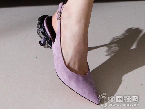 丹比奴2019春季女新款高跟鞋