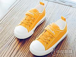 儿童帆布鞋2019海绵宝宝童鞋