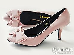 小皮鞋新款CHIC DOLL琪可朵女鞋