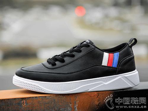 男鞋潮鞋2019新款马可维奇小白鞋