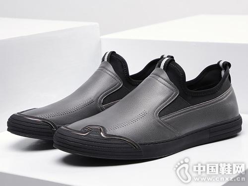 2019新款澳伦英伦休闲鞋
