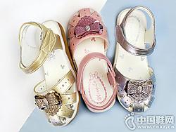 2019新款明璐童鞋公主風 包頭鏤空半涼鞋