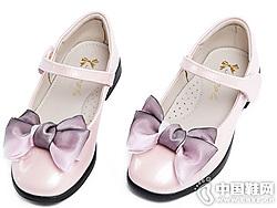 明璐童鞋皮鞋2019春款 公主鞋平底單鞋