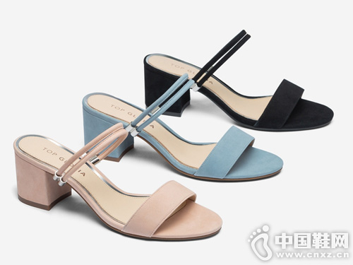 2019新款夏一鞋�纱┩闲���普葛�_露趾�鲂�