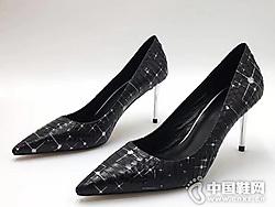 时装高跟鞋K牌2019春夏新款