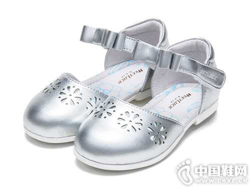 斯乃纳至悦夏季1-3岁女宝宝包头公主鞋