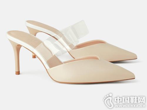 时尚女鞋高跟鞋丹路姿2019新款