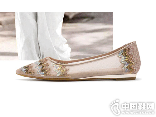 迪歐摩尼真皮女鞋 2019新款