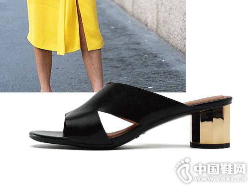 休闲凉鞋 迪欧摩尼真皮时尚舒适女鞋
