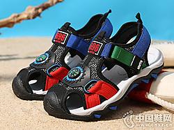 咔路比童鞋2019新款沙滩凉鞋