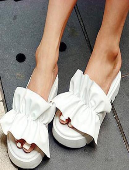这几种脚型都适合穿哪种类型的鞋子,看看你是哪一类呢?